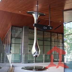勺子雕塑造型