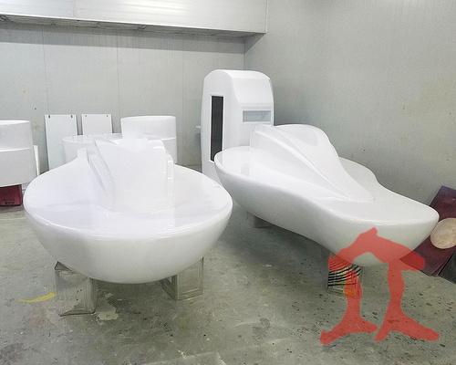 深圳玻璃钢花盆