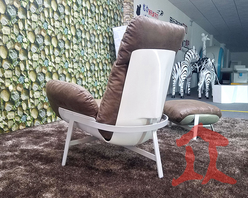 玻璃钢高档休闲椅