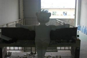 990990雕塑动物