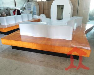 990990商场休闲椅生产厂家