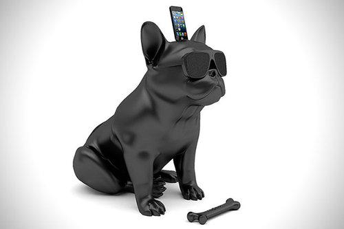990990材质雕塑哈巴狗